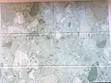 Декоративные Панели ПВХ плитка Зеленый мрамор, фото 2