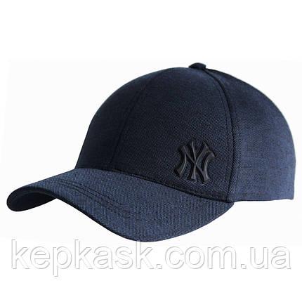 Бейсболка трикотаж NY, фото 2