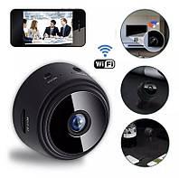 Wifi мини-камера A9 для домашней безопасности микро камера WiFi ночное видение беспроводная 2 часа работы