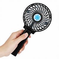 Міні вентилятор Handy Mini Fan Black мини вентилятор аккумуляторный