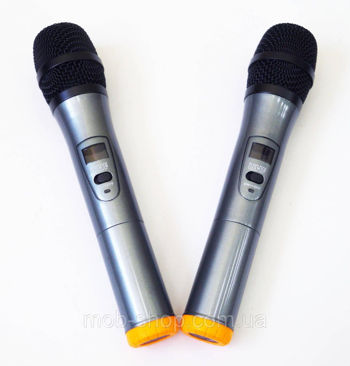База 2 радиомикрофона Радиосистема Shure UK80