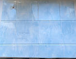 Декоративні Панелі ПВХ плитка Блакитний мармур, фото 2