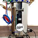 Куб Kors Professional 120 литров 3 дюйма кламп, фото 2