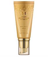 ВВ Крем Бархатное покрытие MISSHA - M Gold Perfect Cover B.B Cream (SPF42/PA+++) #21 (50 мл)