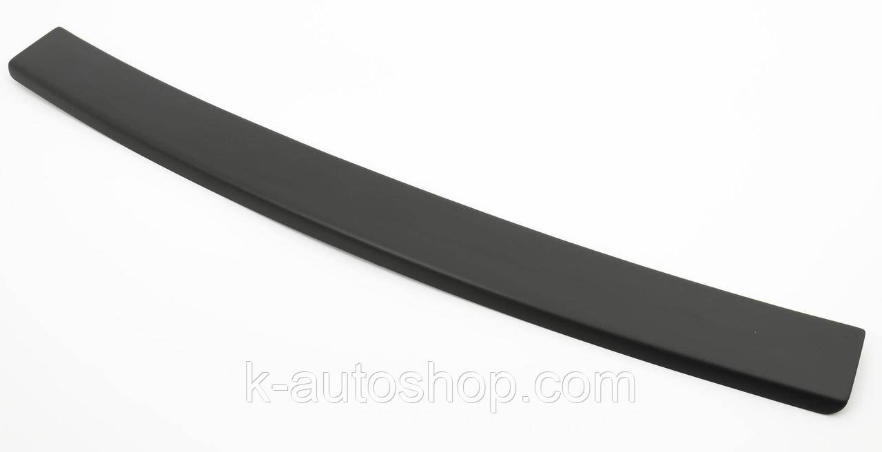 Пластикова захисна накладка на задній бампер для KIA Sorento Mk2 lift 2012-2014, фото 5
