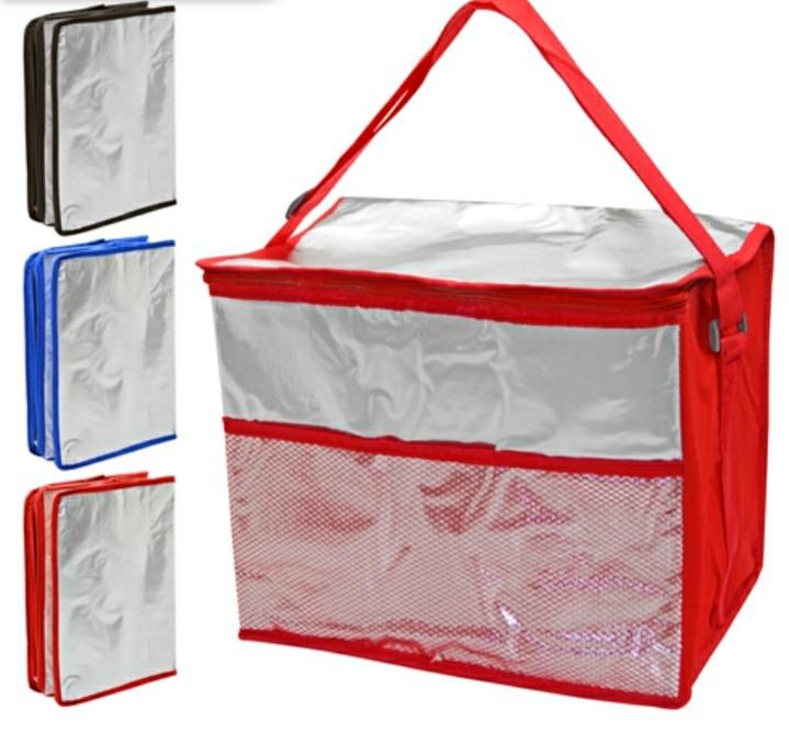 Термосумка (сумка-холодильник, термобокс) для їжі і пляшок 10 л
