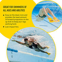 Ласты Finis Zoomers® Gold E 40-42