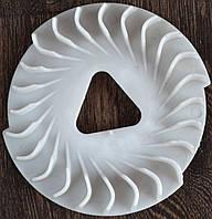 Вентилятор 177F Белый 120, КОД: 1559202