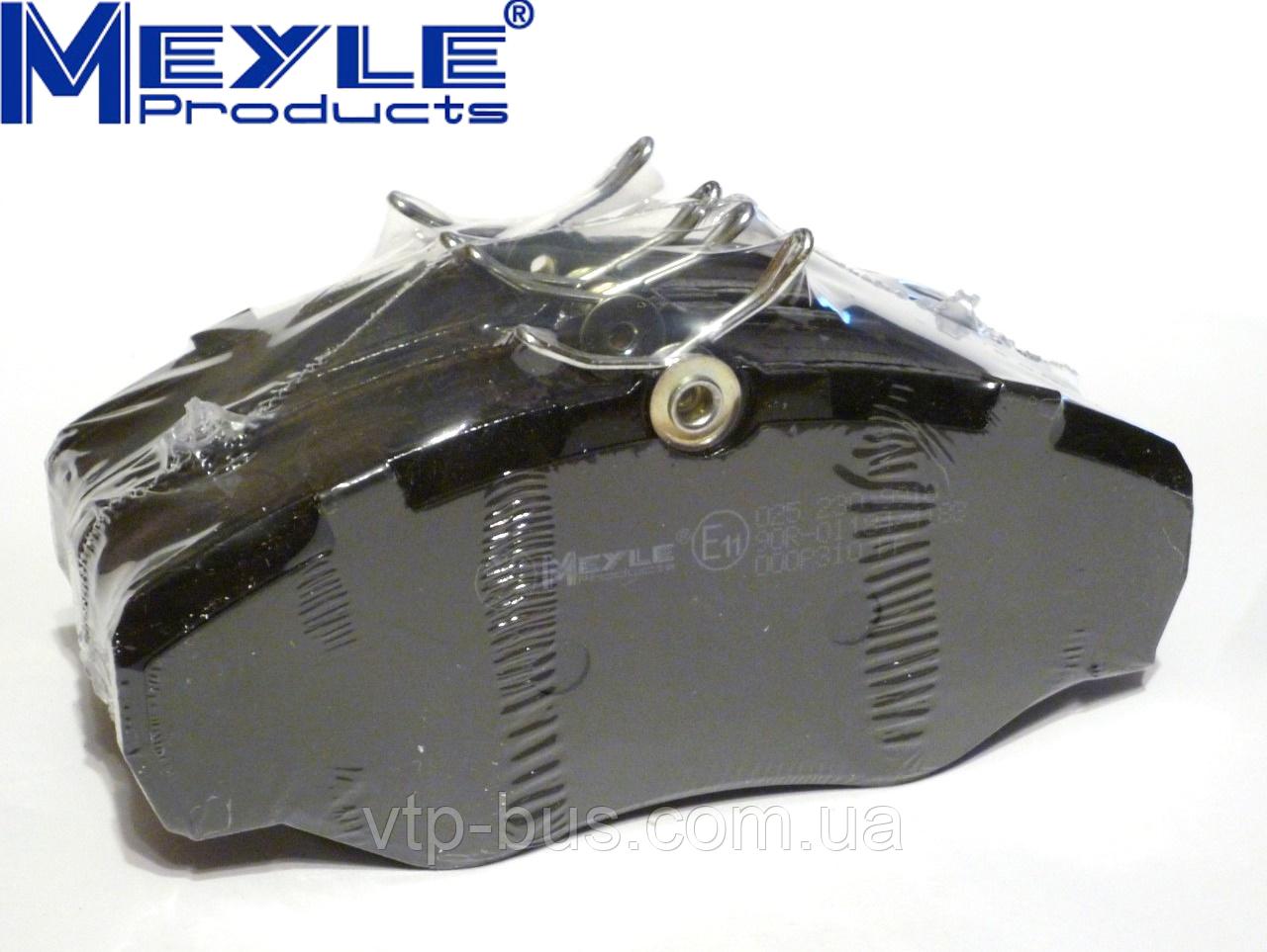 Гальмівні колодки передні на Renault Trafic / Opel Vivaro з 2001... Meyle (Німеччина) MY0252309918
