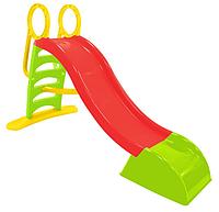 Горка детская пластиковая Mochtoys 180 см