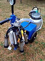 Доильный аппарат АИД-1 масляный насос