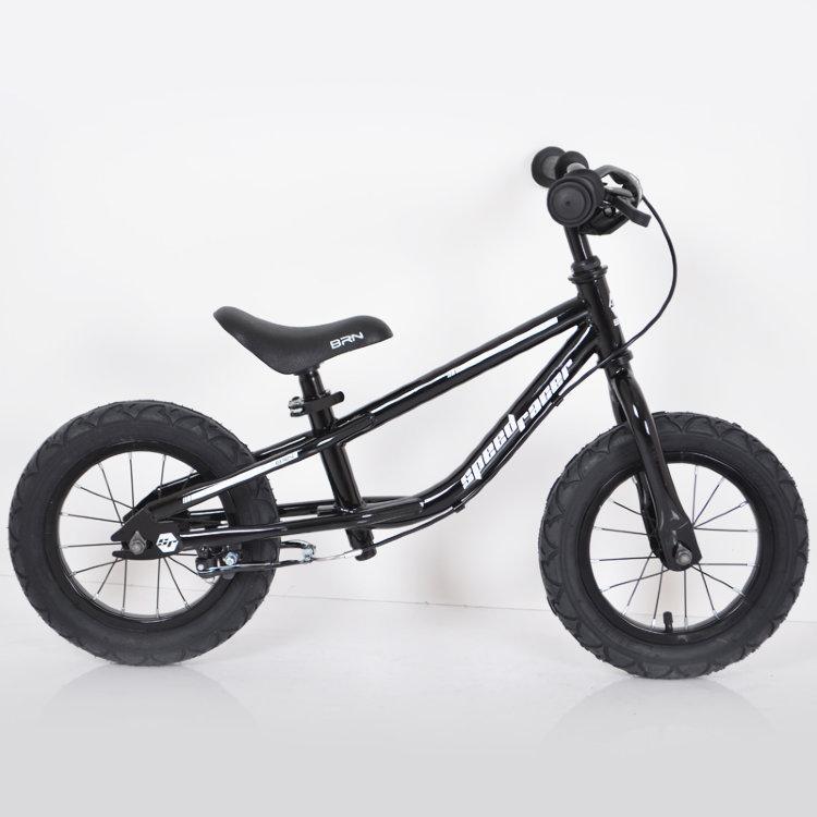 Дитячий беговел 12 дюймів (BRN)B-2 Black Air wheels