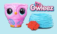 Интерактивная Игрушка Owleez летающая сова с огнями и звуками Flying Baby Owl Interactive Toy - Pink, фото 1