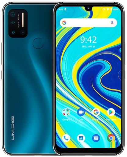 UMIDIGI A7 Pro 4/64GB Blue