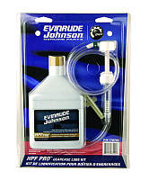 Трансмиссионное масло с насосом Evinrude/Johnson HPF-PRO 950ml
