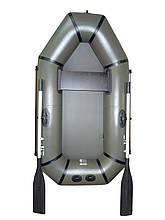 Одномісна рибальське гребний надувна ПВХ човен Delta D190L