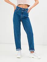 Джинсы WhyNotDenim Straight Jeans синие W25 (jstr3b-25)
