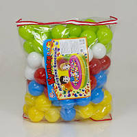 Набор шариков для сухих басейнов 4548 2 100шт, 80мм, Технок SKL11-219416