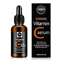 Сыворотка с Гиалуроновой Кислотой и Витамином C 20% QBD Vitamin C Serum, 100 мл