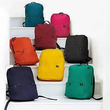 Водостойкий рюкзак Xiaomi Mi Colorful Mini 10L Backpack. Оригинальный