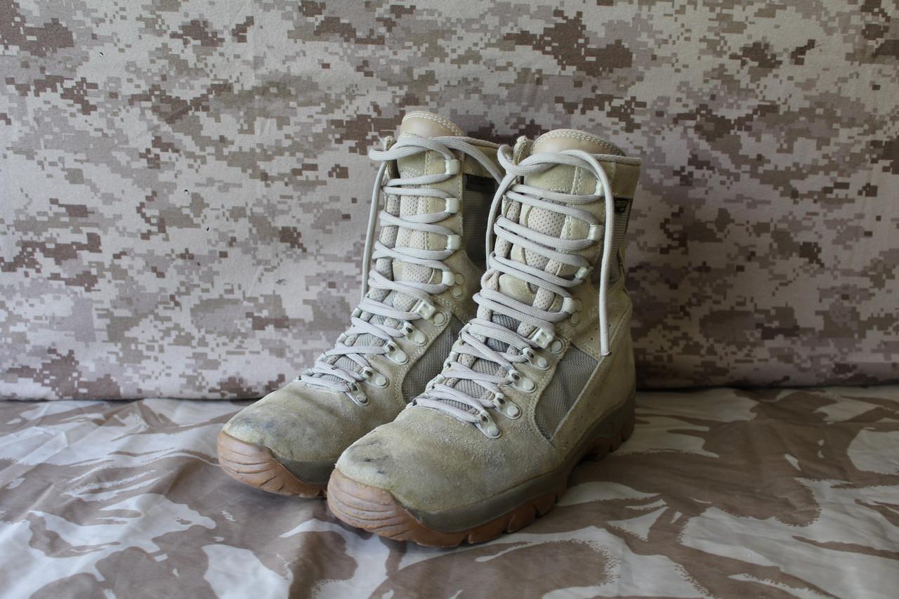 Черевики військові Meindl® Combat Boots Desert Fox оригінал ВС Великобританії Б/У EU 39 - Desert - Лот 154