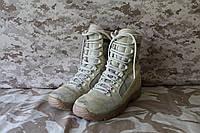 Черевики військові Meindl® Combat Boots Desert Fox оригінал ВС Великобританії Б/У EU 39 - Desert - Лот 154, фото 1
