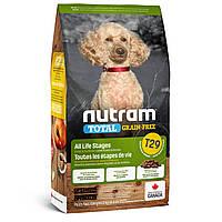 Nutram (Нутрам) T29 Total Grain-Free Lamb and Lentils Recipe Dog Food беззерновой корм с ягненком, 20 кг