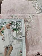 Набор для сауны женский с кружевом Турция Amber