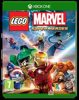 Lego Marvel Super Heroes XBOX ONE - русская версия (1762)