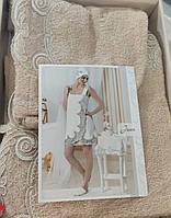 Набор для сауны женский с кружевом Турция Juan