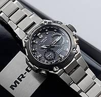 Мужские часы Casio G-Shock MRG-G1000D-1A Limited PREMIUM Титан GPS