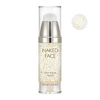 Праймер-сыворотка для сияния Holika Holika Naked Face Gold Serum Primer 35 мл 8806334379780, КОД: 1725923