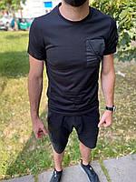 Брендовая мужская футболка C.P. COMPANY размер 44 46 48 50 52 54