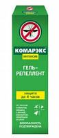 Комарэкс-гель репеллент для взрослых и детей