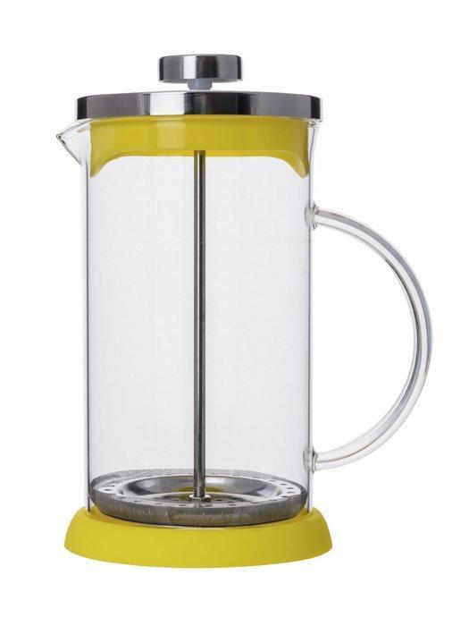 Френч - пресс для чая и кофе с силиконовым дном V 600 мл (шт)