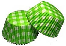 Бумажные формы для маффинов и капкейков 55*45*25 мм (уп 100 шт)