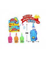 Мыльные пузыри SSP826019 (24шт) картошка фри, 4 цвета, в боксе