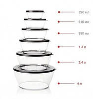 Чаша Кристал 1.35 л Tupperware