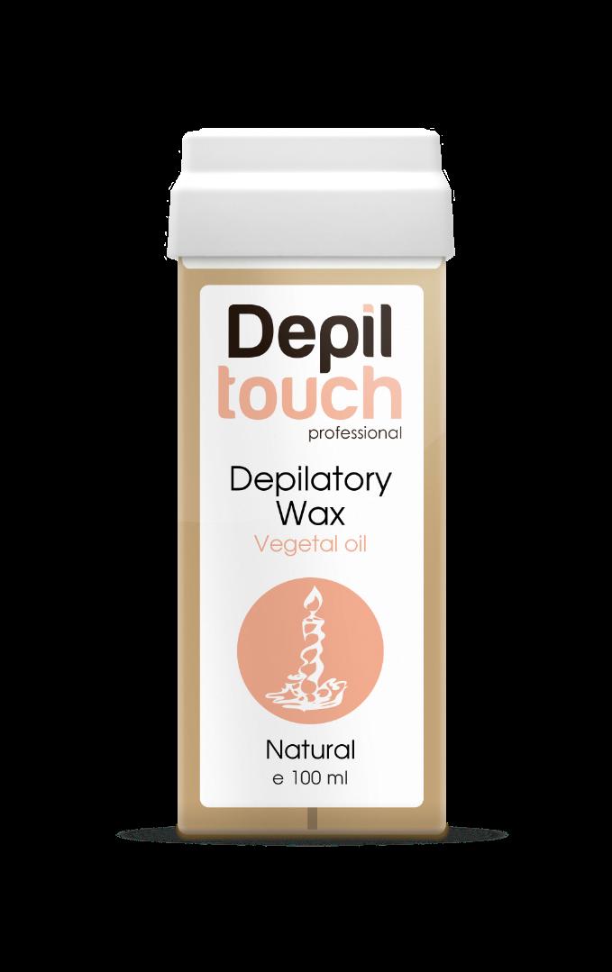 Воск в кассетах Depiltouch Натуральный