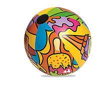 Надувной мяч Bestway 31044 «Поп Арт», 91 см