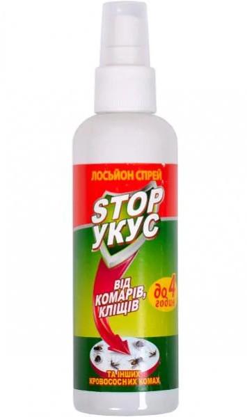 Спрей от комаров Стоп укус 100мл 5290852