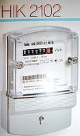Счетчик учета электроэнергии однофазный NIK 2102-02 М2