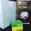 🌟Комплект фильтров (масляный+воздушный+салона) Nissan Note 1.5 дизель