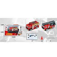 Пожарная машина игрушка 8026 на радиоуправлении, Create Toys
