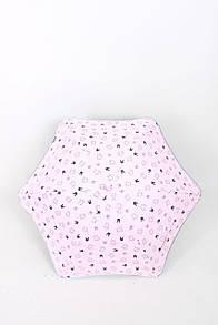 Детские зонты FAMO Зонт детский  Енималси пудра 112*75*54,5 (850)