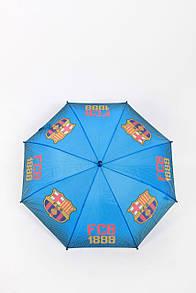 Детские зонты FAMO Зонт детский Барселона голубой 100*67*49 (05)