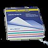 """Блок бумаги для заметок Блок бумаги для заметок """"Радуга"""" 90х90х30 мм несклеенный Buromax BM.2257"""