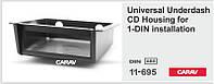 Кишені Carav 11-695 1 DIN / 182 x 53 mm