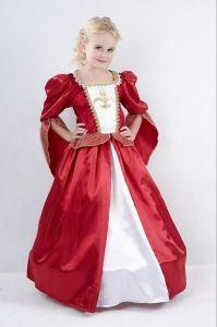 Карнавальный костюм Принцесса в Красном