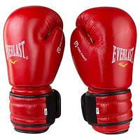 Боксерские перчатки Кожа Everlast Bazari (реплика) EV-PF